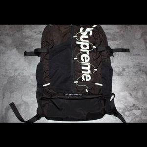 Supreme 2017 backpack